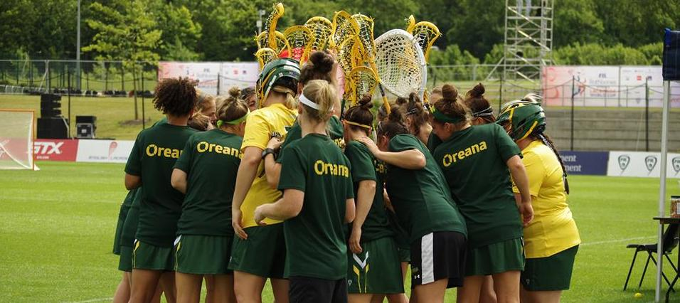 Australia Finishes 4th in Lacrosse World Championship