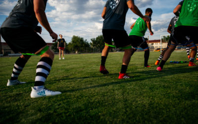 The Importance of Pre Season Conditioning